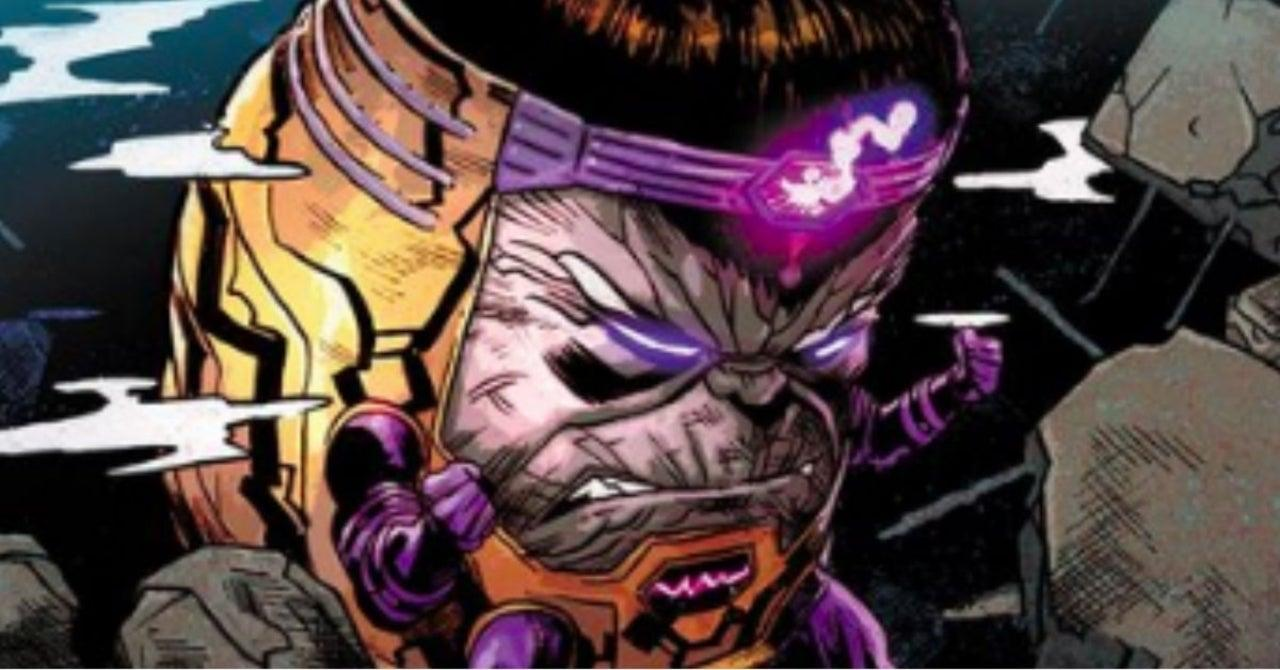MODOK: Here's How You Can Appear in Marvel Television Series
