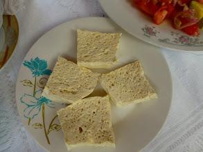 Photo: Locally made cheese