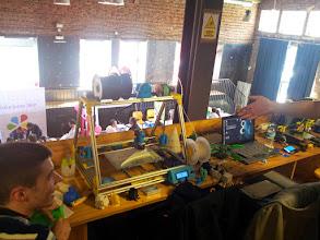 Photo: Modelo parecido a nuestra impresora 3D