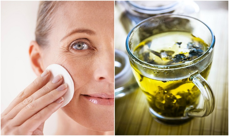 5 Reasons You Should Start Putting Green Tea On Your Face