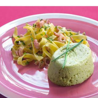 Broccolitimbaaltjes Met Garnalenpasta