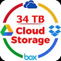Free Cloud Storage Drive icon