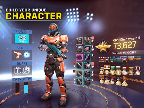 Shadowgun Legends apk screenshot