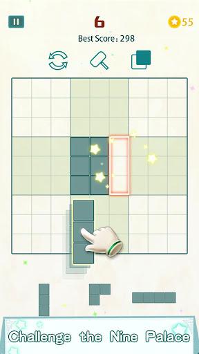 SudoCube - Jigsaw block puzzle game apkslow screenshots 1