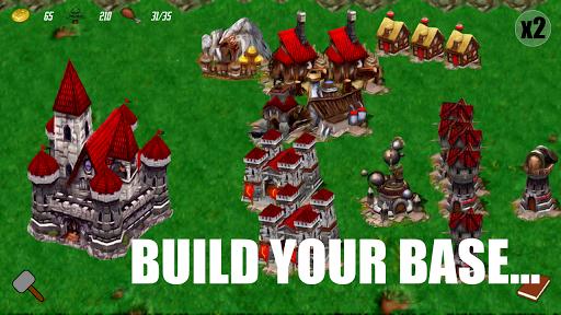 Kingdom Wars: Battlefield RTS