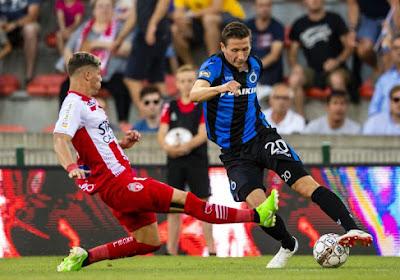 Luca Napoleone quitte l'Excel Mouscron pour la D1 Amateurs