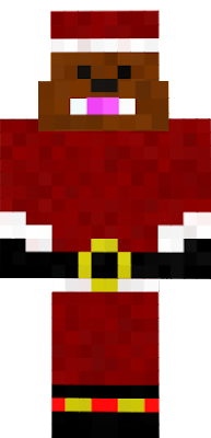 Bacca in a Santa Suit