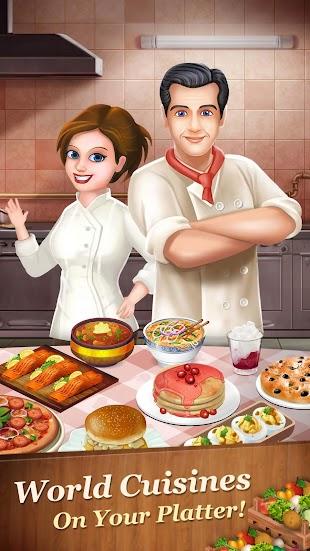 Star Chef- screenshot thumbnail