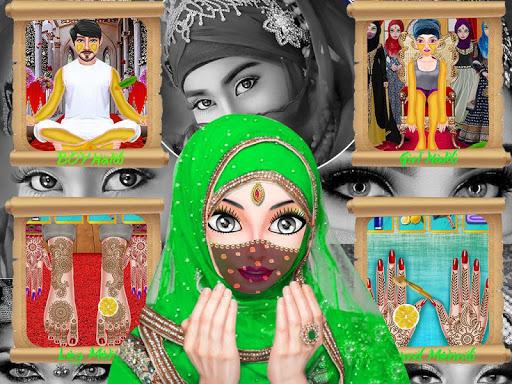 Muslim Hijab Wedding Girl Arranged Marriage Game 1.0.2 screenshots 3