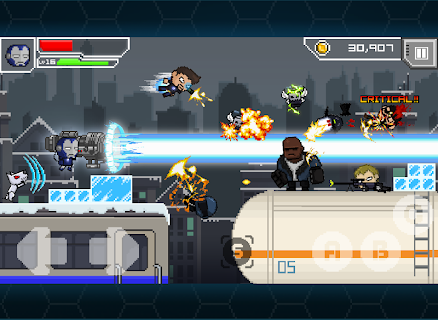 HERO-X screenshot 21