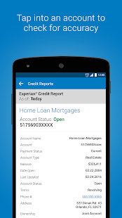 Experian - Free Credit Report- screenshot thumbnail