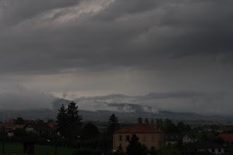 Photo: J22 : les Monts de la Madeleine depuis St Jean le Puy