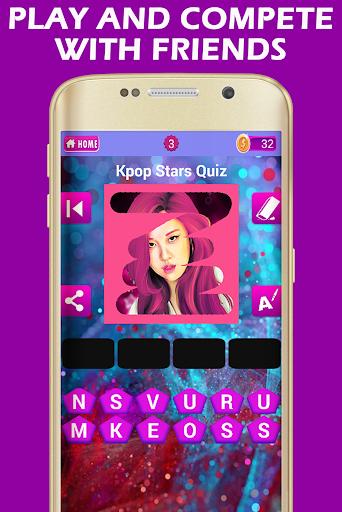 Kpop Quiz Guess The Idol 1.1 screenshots 10