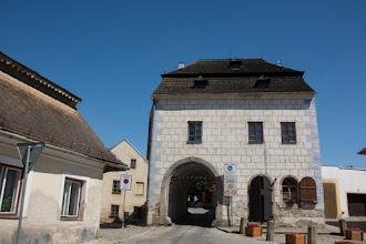 Photo: Górna lub też Wielka brama pochodzi z 2 połowy XVI wieku