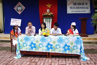 Photo: THCS Phan Bội Châu-Thắp sáng ước mơ