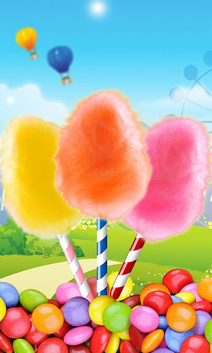 Cotton Candy Food Maker Game