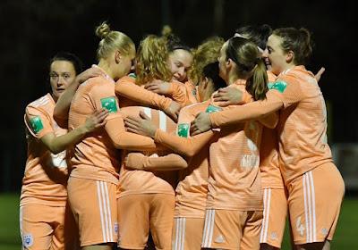 ? ? Herbeleef de zege van vrouwen RSC Anderlecht bij KRC Genk