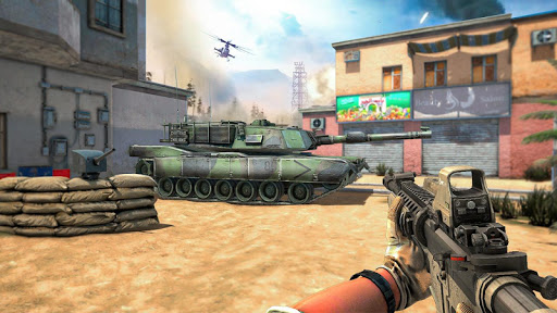 Modern Commando Action Games apkpoly screenshots 7