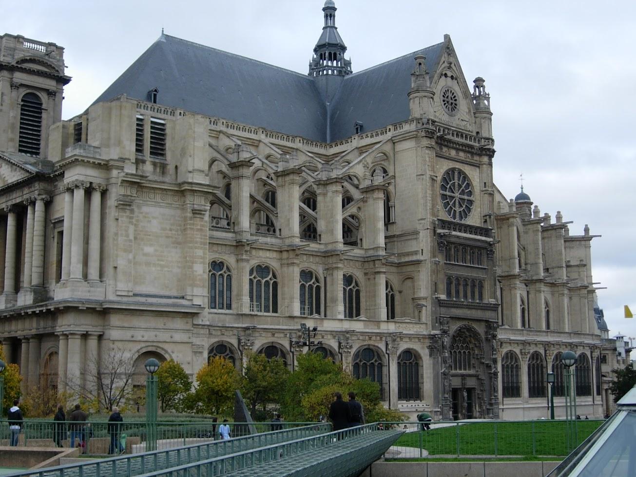 Eglise Saint-Eustache à Paris