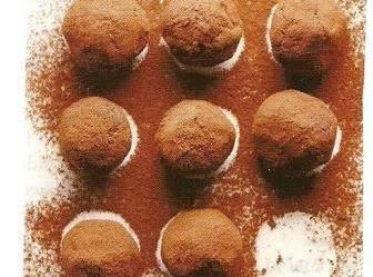Holiday Spirit Bourbon Balls Recipe