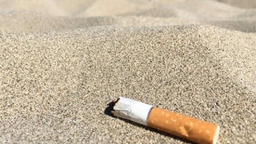 Cuatro playas de la provincia, sin humo y sin tabaco.