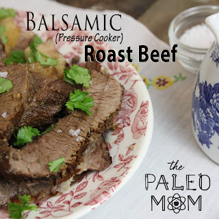 Beef Pot Roast With Balsamic Vinegar Recipes
