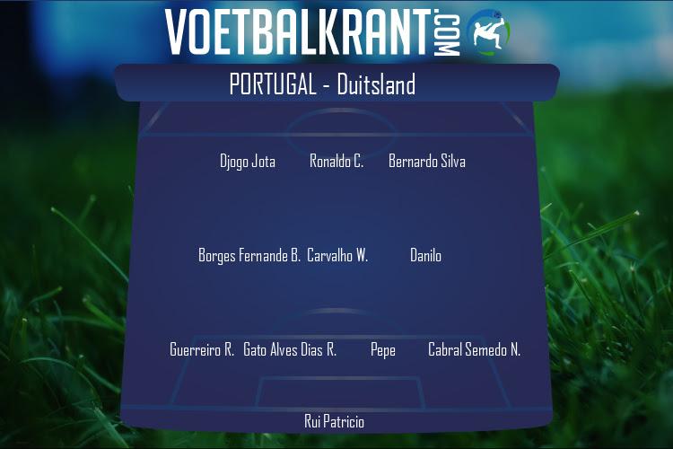 Portugal (Portugal - Duitsland)