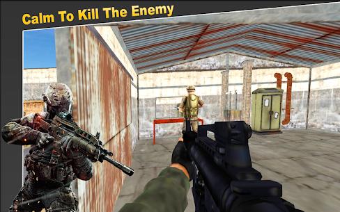 Commando IGI Gun Shooter 3D 4