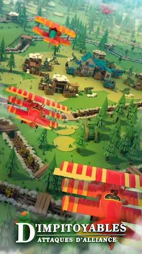 Game of Trenches: The WW1 MMO Strategy Game  screenshots 2