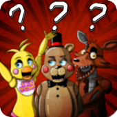 Which Animatronic Are You?