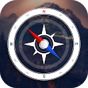 My compass free: GPS - smart compass, find the way icon