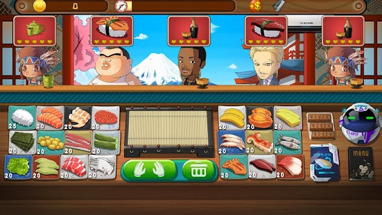 Sushi House 2- screenshot thumbnail