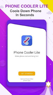 Phone Cooler Master Lite : Fast CPU Cooler