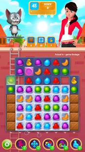 Free Match 3 Puzzle Games- screenshot thumbnail
