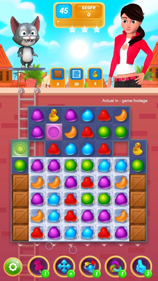 Free Match 3 Puzzle Games- screenshot