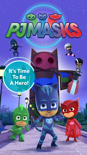 PJ Masks: Time To Be A Hero 2.1.2 screenshots 1
