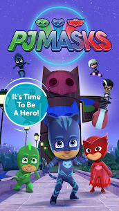 PJ Masks: Time To Be A Hero App Download For Android and iPhone 1