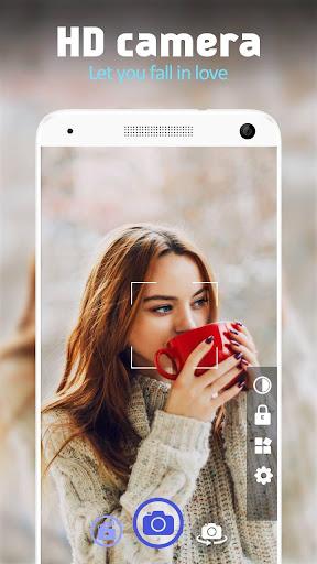 HD Camera - Photo, Video Camera & Editor 1.1 screenshots 1