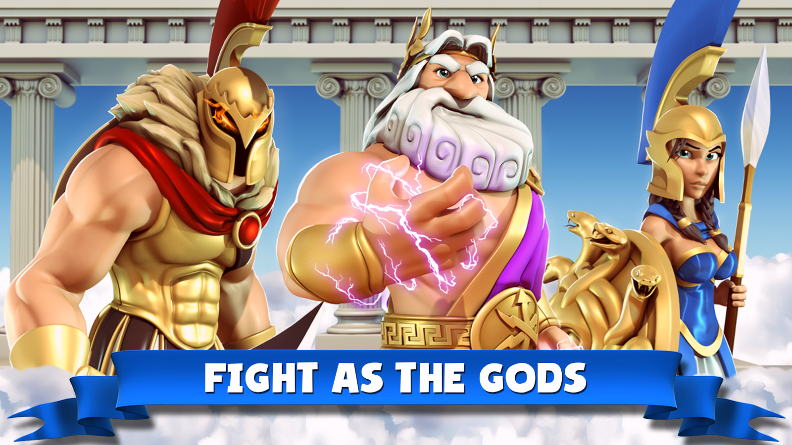 Gods of Olympus- screenshot