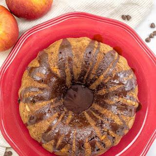 Chocolate Chip Apple Cake.