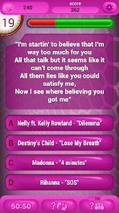 Hádej R&B Písně Kvíz - náhled