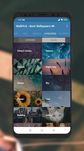 Best Wallpapers 4K - WallPick screenshot 4