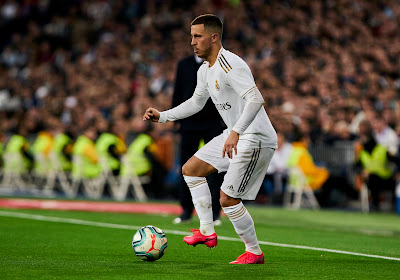 Eden Hazard pourrait faire son retour en Ligue des Champions cette saison !