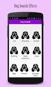 50 Dog sounds screenshot 1