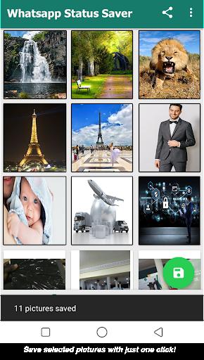 Status Saver : Download status for whatsapp 2020 1.8 screenshots 14