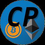 Coin Portfolio for Bitcoin & Altcoin investments Icon