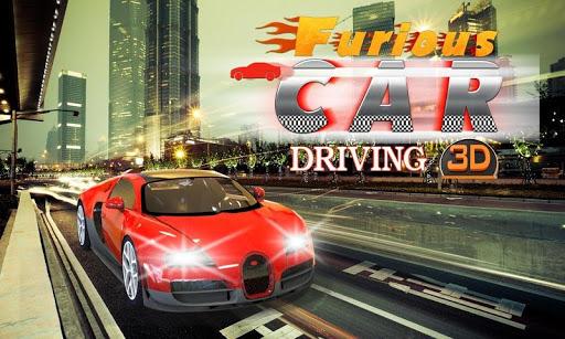 愤怒的汽车驾驶3D