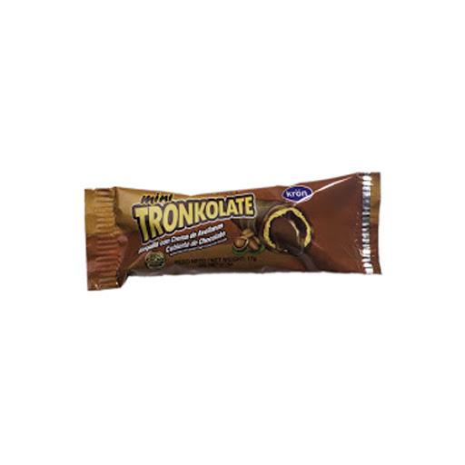 chocolate tronkolate mini 17gr