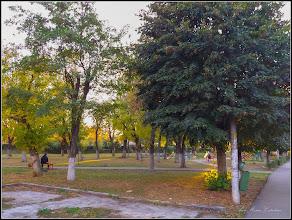 Photo: Turda - Calea Victoriei, parc in Mr.1 - 2018.10.06