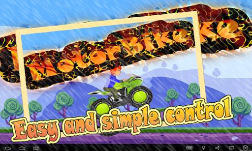 Jungle MotorBike Racing Pro